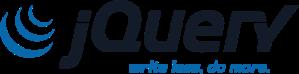 jQuery logo color onwhite