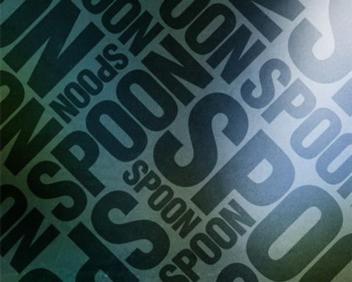 Trendy Typographic Poster Design