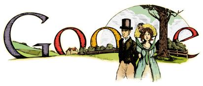 Jane Austen - Imagen de google