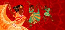 Danzas hindúes
