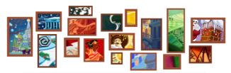 Felices Fiestas de 2011 - Google