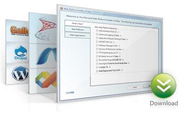 Microsoft Web Platform Installer 2.0