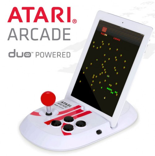 Arcade Duo Powered, un joystick para el iPad