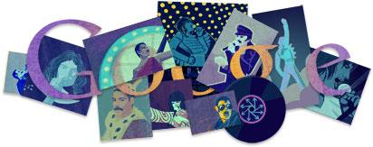 65 Aniversario del nacimiento de Freddie Mercury