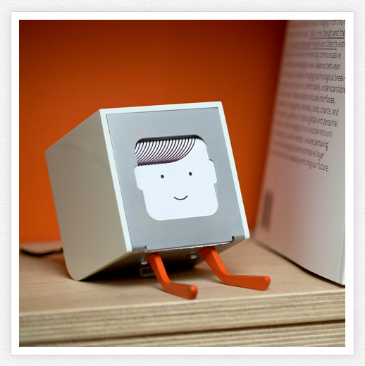 HELLO,  LITTLE PRINTER