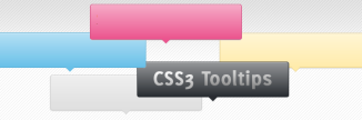 CSS3 Tooltips