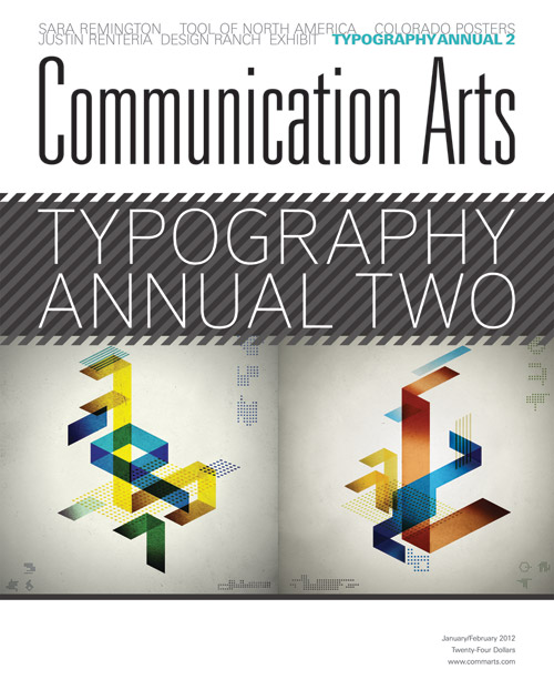 Communication Arts Typography Annual 2