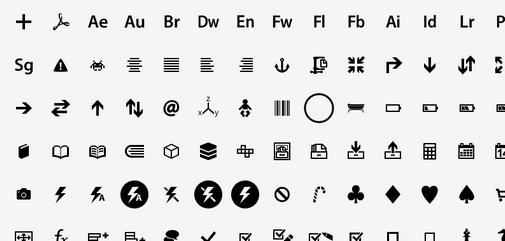 Modern UI Icons