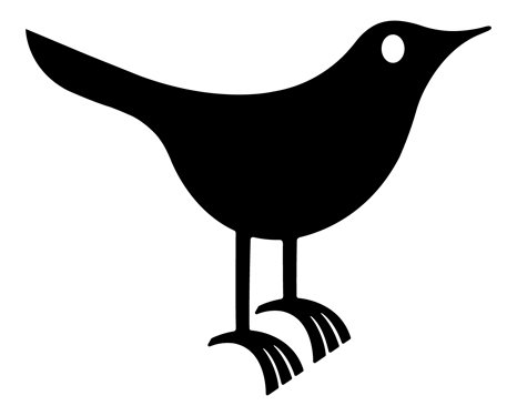 first bird image used by twitter.com