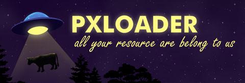 pxLoader banner