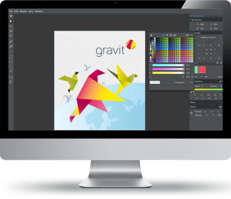 Gravit – unlock your design potential.