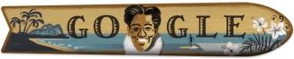 125.º aniversario del nacimiento de Duke Kahanamoku